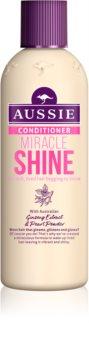 Aussie Miracle Shine kondicionér pro matné a unavené vlasy