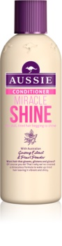 Aussie Miracle Shine odżywka do włosów osłabionych i matowych
