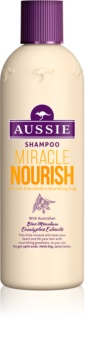 Aussie Miracle Nourish champô nutritivo para cabelo