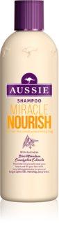 Aussie Miracle Nourish shampoing nourrissant pour cheveux