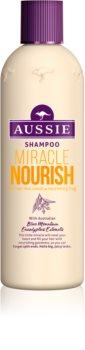 Aussie Miracle Nourish szampon odżywczy do włosów