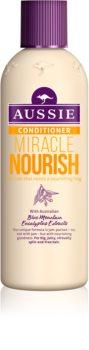 Aussie Miracle Nourish après-shampoing nourrissant pour cheveux