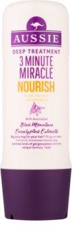 Aussie 3 Minute Miracle Nourish nährender Conditioner mit Tiefenwirkung