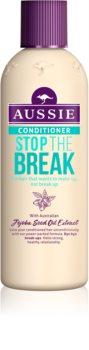 Aussie Stop The Break Conditioner  tegen Breekbaar Haar