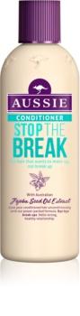 Aussie Stop The Break Conditioner To Treat Hair Brittleness