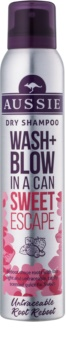 Aussie Wash+ Blow Sweet Escape сух шампоан