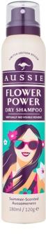 Aussie Flower Power suchý šampón s jemnou kvetinovou vôňou