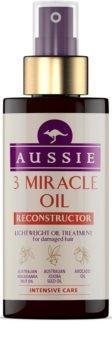 Aussie Repair Miracle tratamiento de aceite  para cabello maltratado o dañado