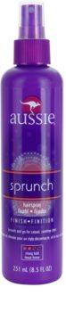 Aussie Sprunch lak na vlasy silné zpevnění