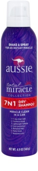 Aussie Total Miracle Collection sampon uscat Spray