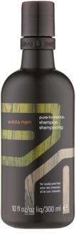 Aveda Men Pure - Formance champú para cabello para cabello graso y cuero cabelludo