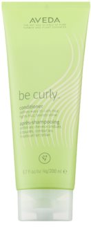 Aveda Be Curly Conditioner For Wavy Hair And Permanent Waves