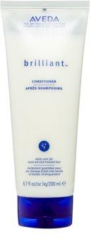 Aveda Brilliant après-shampoing pour cheveux traités chimiquement