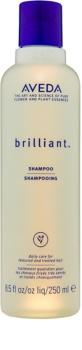Aveda Brilliant shampoing pour cheveux traités chimiquement