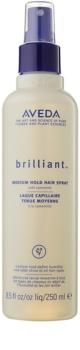 Aveda Brilliant spray a hajra közepes fixálással