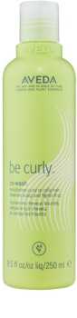 Aveda Be Curly Co-Wash hidratáló sampon hullámos és göndör hajra
