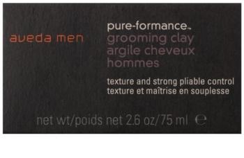 Aveda Men Pure - Formance modelovací hlína pro fixaci a tvar
