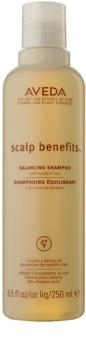 Aveda Scalp Benefits champô hidratante
