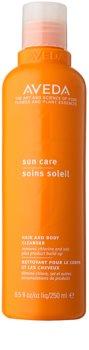 Aveda Sun Care šampon in gel za prhanje 2v1