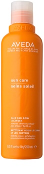 Aveda Sun Care shampoing et gel de douche 2 en 1