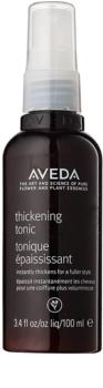 Aveda Tonic tónico capilar para densidade de cabelo