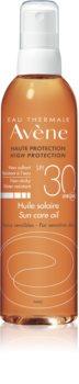 Avène Sun Sensitive huile solaire en spray SPF30