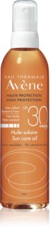 Avène Sun Sensitive olej v spreji na opaľovanie SPF 30