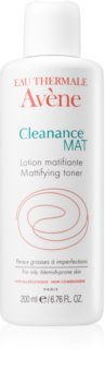 Avène Cleanance Mat Cleansing Tonic For Oily And Problematic Skin