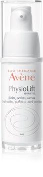 Avène PhysioLift krem pod oczy przeciw zmarszczkom, opuchnięciom i cieniom pod oczami
