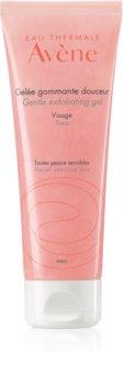 Avène Skin Care jemný gelový peeling