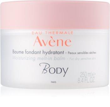 Avène Body baume corporel hydratant pour peaux sèches et sensibles