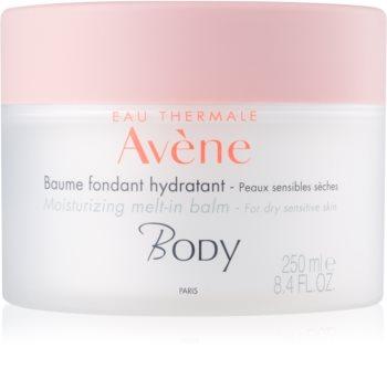 Avène Body feuchtigkeitsspendendes Körperbalsam für trockene und empfindliche Haut