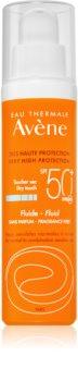 Avène Sun Sensitive fluide protecteur SPF 50+