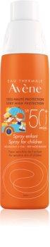 Avène Sun Kids Sonnenspray für Kinder SPF 50+