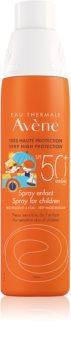 Avène Sun Kids παιδικό αντηλιακό σπρέι SPF 50+
