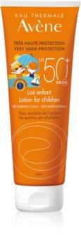 Avène Sun Kids mleczko do opalania dla dzieci SPF 50+