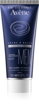 Avène Men cremă pentru bărbierit pentru piele sensibila