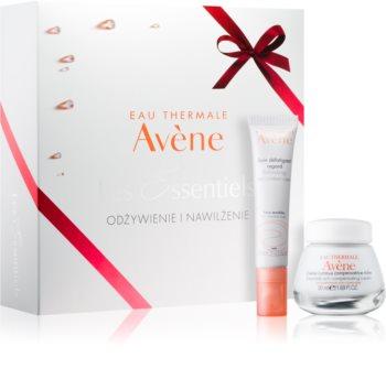 Avène Les Essentiels подаръчен комплект I. (за чувствителна и суха кожа)