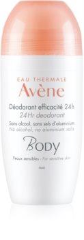 Avène Body Deodorant roll-on pentru piele sensibila