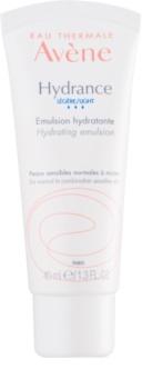 Avène Hydrance зволожуюча емульсія для нормальної та змішаної чутливої шкіри