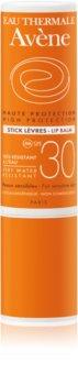 Avène Sun Sensitive schützendes Lippenbalsam SPF 30
