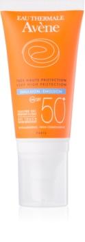 Avène Sun Sensitive αντηλιακή λοσιόν SPF 50+