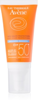 Avène Sun Sensitive αντηλιακή λοσιόν SPF50+