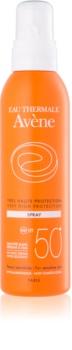 Avène Sun Sensitive spray solaire SPF50+