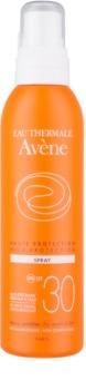 Avène Sun Sensitive spray protector SPF30
