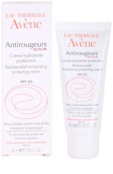 Avène Antirougeurs crème de jour pour peaux sensibles sujettes aux rougeurs