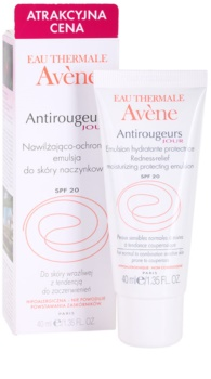 Avène Antirougeurs denná emulzia pre citlivú pleť so sklonom k začervenaniu