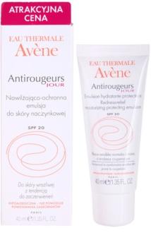 Avène Antirougeurs nappali emulzió Érzékeny, bőrpírra hajlamos bőrre