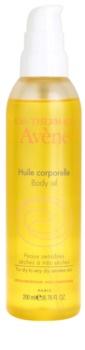 Avène Body test olaj száraz és  nagyon száraz érzékeny bőrre