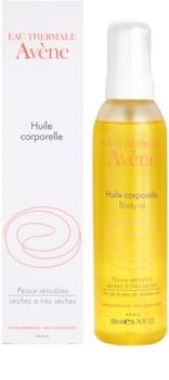 Avène Body Care aceite corporal para pieles secas, muy secas y sensibles